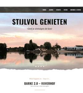 Barke 2.0 Vijverhof Wevelgem · Xtrema Reclamebureau - Webdesign Harelbeke - Websites Kortrijk - Xtrema Webdesign - West-Vlaanderen