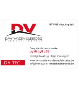 Da-Tec Zwevegem logo ontwerp · Xtrema Reclamebureau - Webdesign Harelbeke - Websites Kortrijk - Xtrema Webdesign - West-Vlaanderen