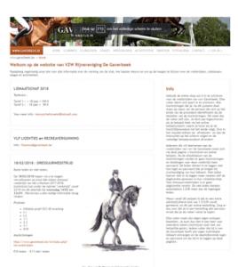De Gaverbeek / Waregem · Xtrema Reclamebureau - Webdesign Harelbeke - Websites Kortrijk - Xtrema Webdesign - West-Vlaanderen